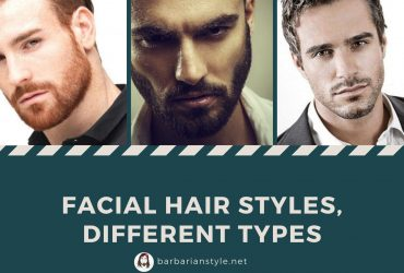 Facial hair styles, Different types