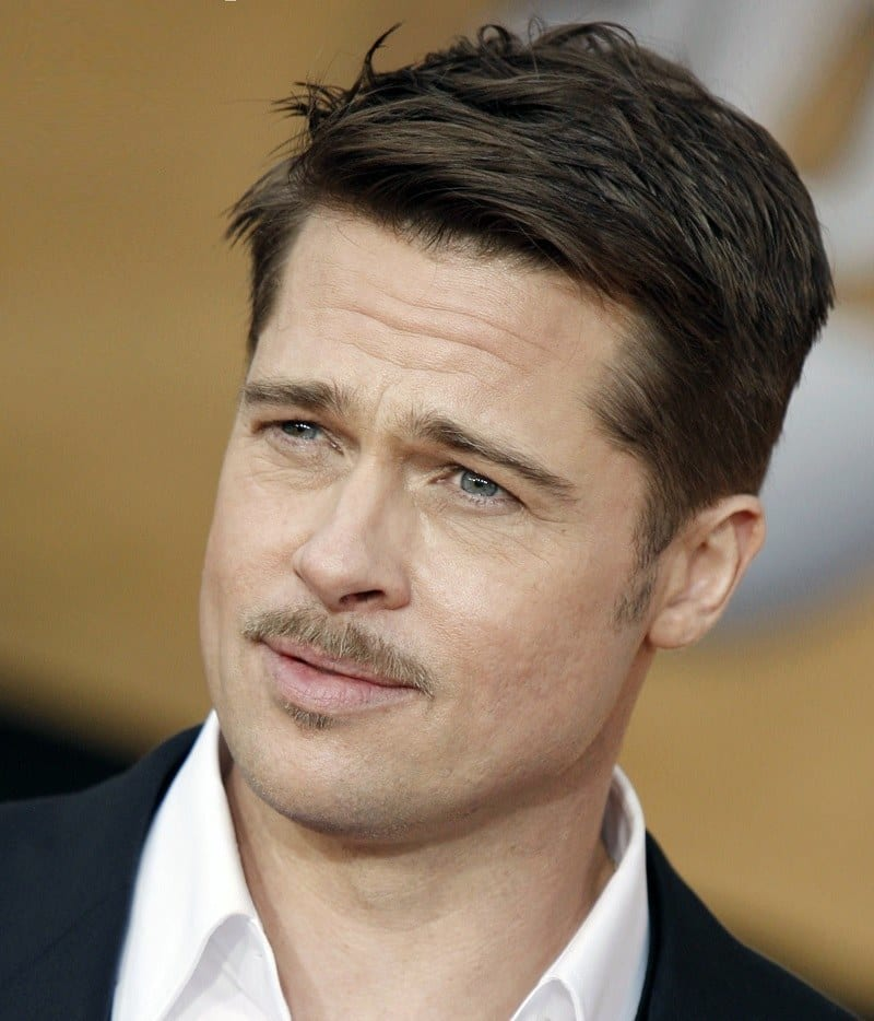Mustache facial hairstyle