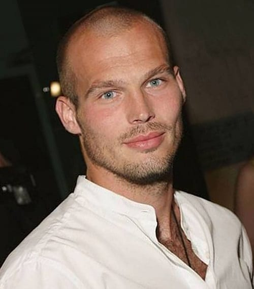 bald hairstyle for men