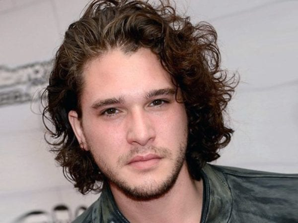 Long hairstyles men wavy hair