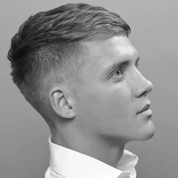 Image Result For Mens Hair Very Short Sides Long Top