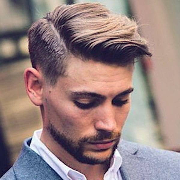 Hairstyles For Guys : business hairstyle for men a business hairstyle for men is a ...