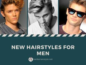 New hairstyles for men