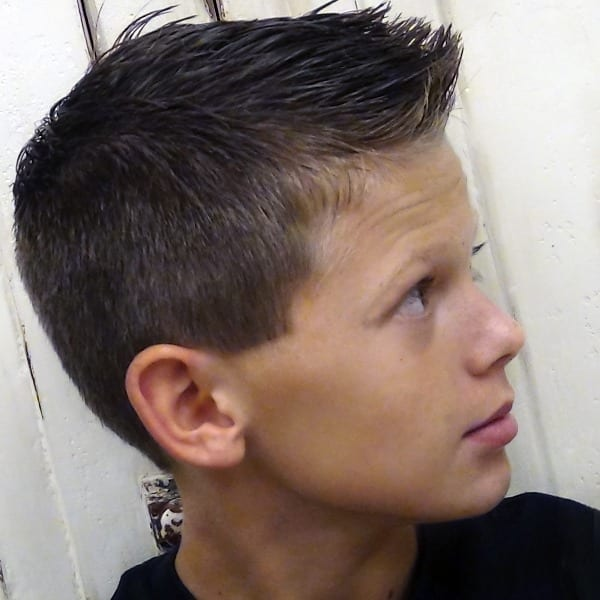 Hairstyles For Boys Be Inspired