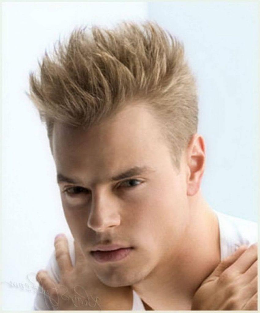 Прически для светлых волос для подростков