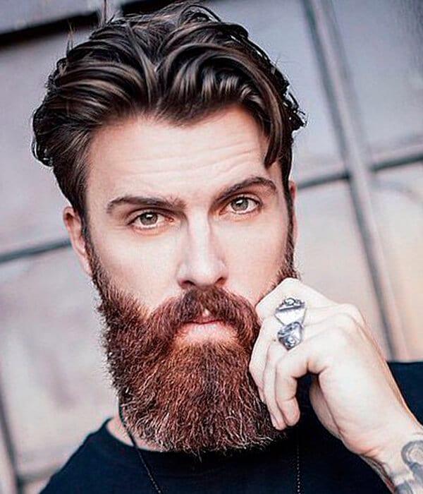 Excellent Beard Styles For Men Short Hairstyles Gunalazisus