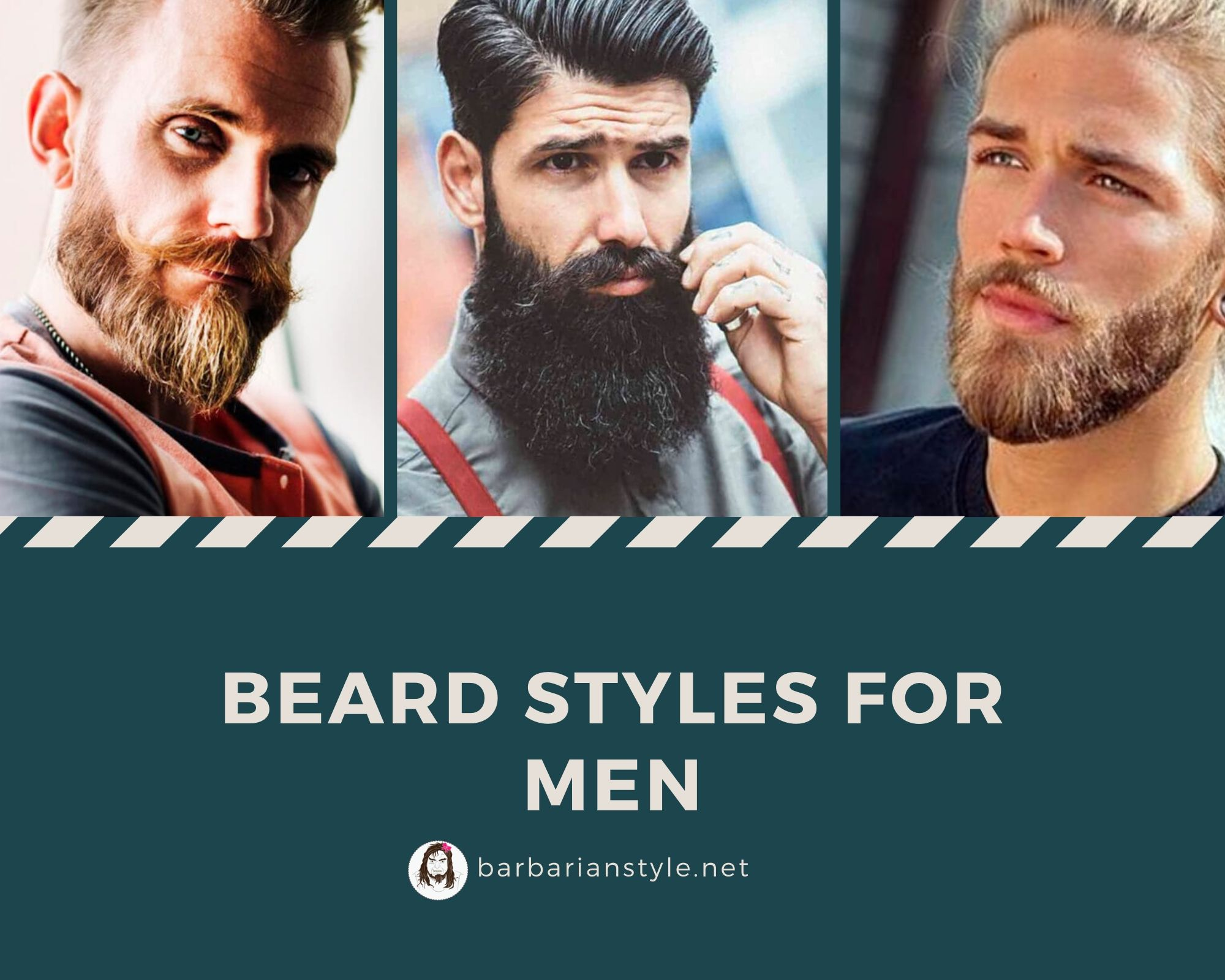Beard neatly design trimmed 24 Best