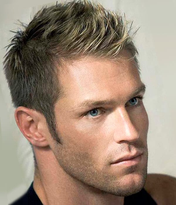Clipper haircut for men