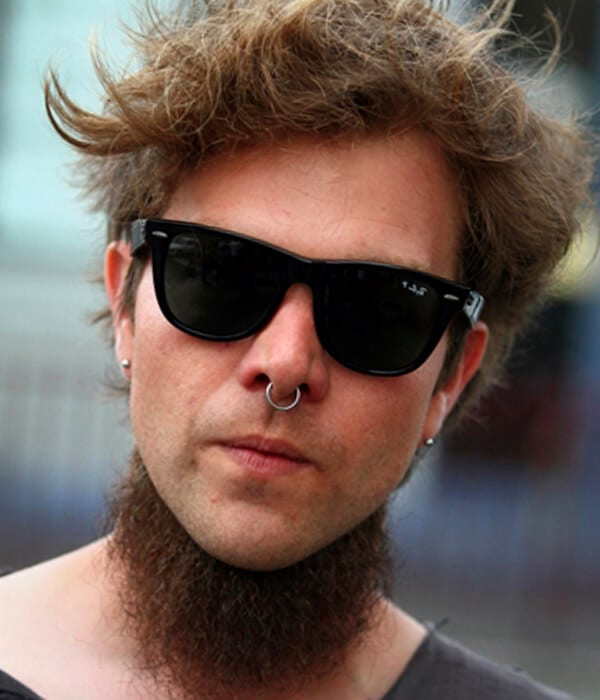 Beard Styles For Men With Short Hair Beard Styles For Men