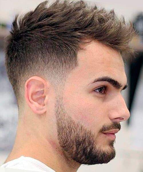Tremendous Fade Haircut For Handsome Men Short Hairstyles For Black Women Fulllsitofus