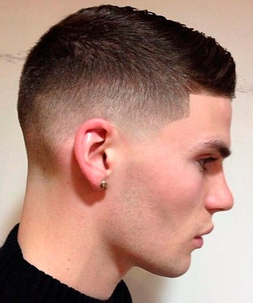 Fade haircut for handsome men low fade haircut winobraniefo Images