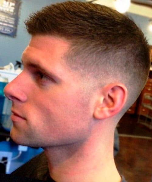 Outstanding Fade Haircut For Handsome Men Short Hairstyles Gunalazisus