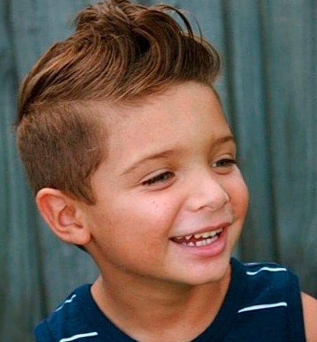 Wondrous How To Cut Toddler Mohawk Haircut Best Layered Haircuts Amp Trends Short Hairstyles Gunalazisus