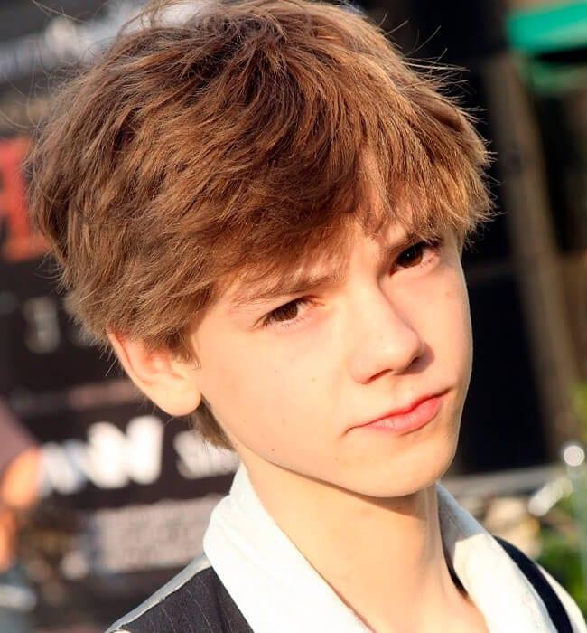 Female Boy Haircuts Haircuts Models Ideas
