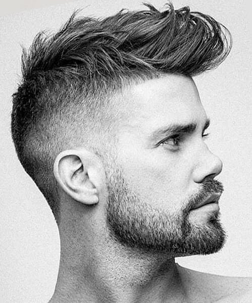 Incredible Fade Haircut For Handsome Men Short Hairstyles For Black Women Fulllsitofus
