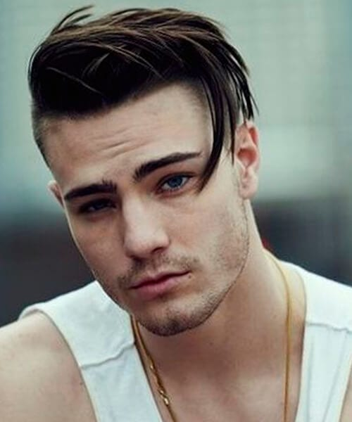 hairstyles for men with high top fades short hairstyle 2013