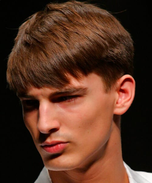 Butch haircut for teenage guys