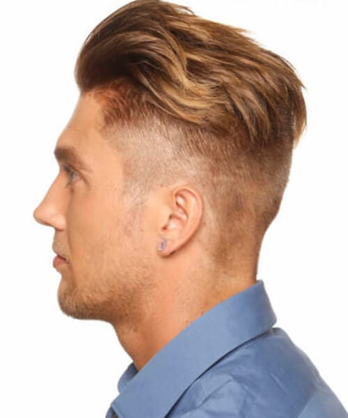 Effortlessly irresistible haircut for teenage guys
