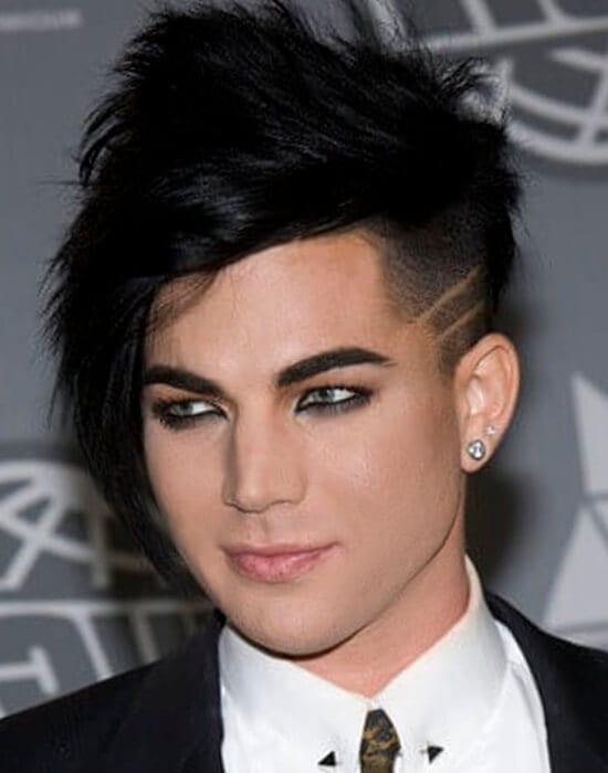 Emo cool haircut for guys
