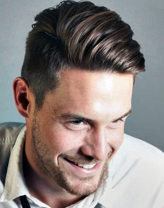 Cool Mens Haircuts To Be Admired