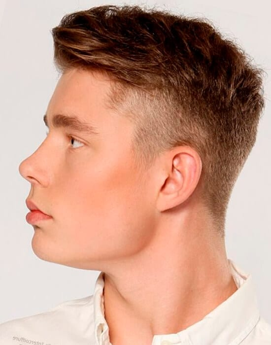 Smart cool haircut for guys