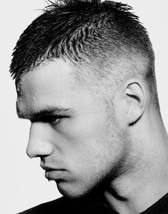Taper Short Haircuts For Guys