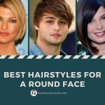 Best hairstyles for a round face