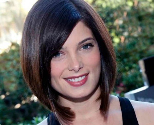 Bob best hairstyles for a round face