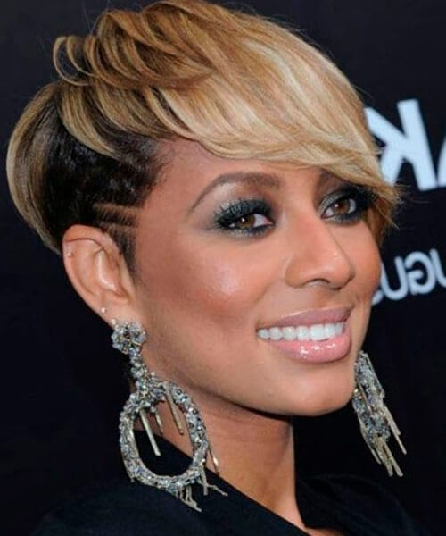 keri hilson short hair cuts wwwpixsharkcom images