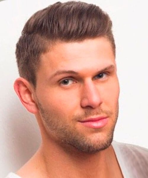 Sensational Hairstyles For Short Hair Male And Female Hairstyles For Men Maxibearus