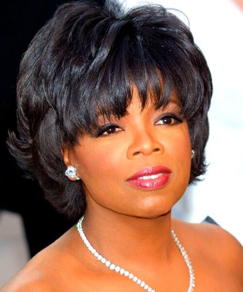 oprah hairstyles : Oprah Winfrey hairstyles