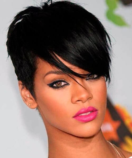 Stylish female haircuts