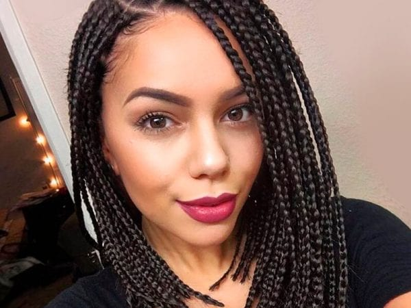 Hairstyles Of Braids : Hairstyles with braiding hair