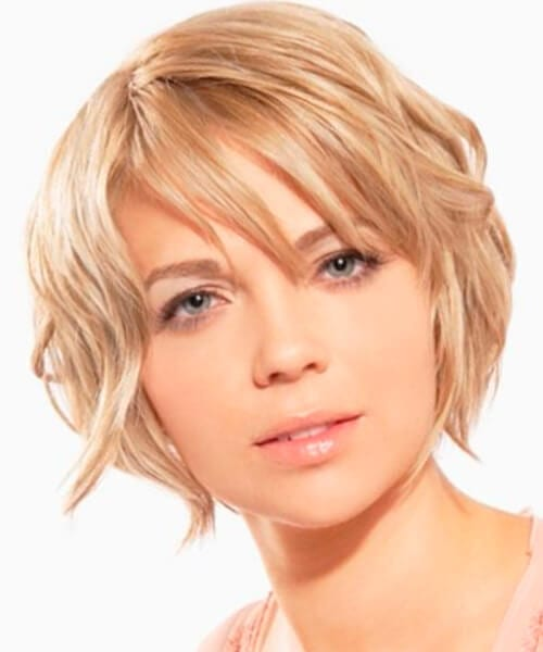 Hairstyles For Short Hair Oval Face : Bob, short hairstyle for thick hair and oval face