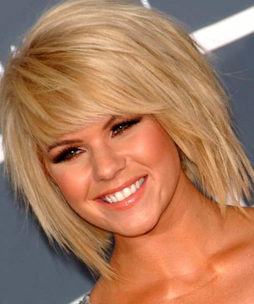 Stupendous Hairstyles For Bobs Thick Hair And Fine Hair Short Hairstyles For Black Women Fulllsitofus