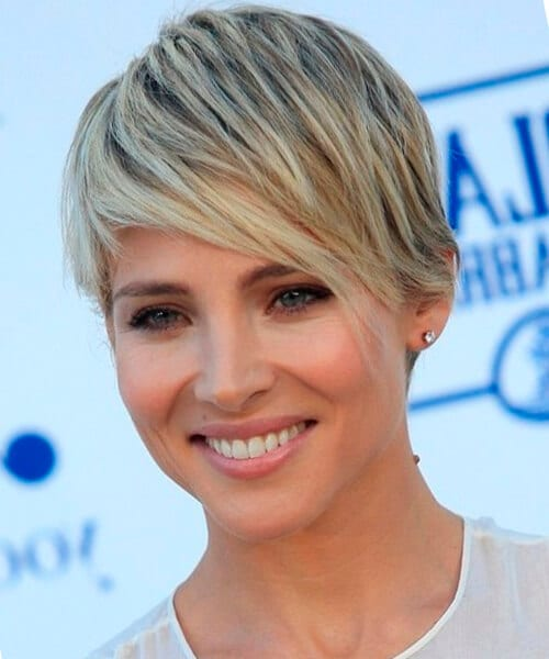 Pixie crops formal short hairstyles