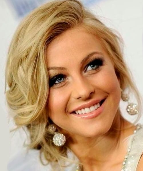 Short formal hairstyle updos