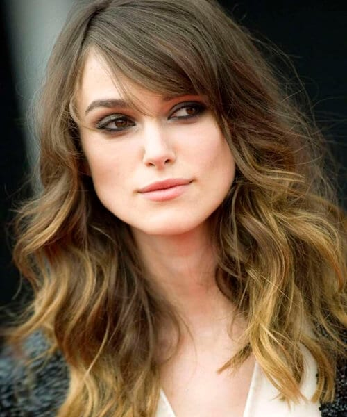 The Right Hairstyles For Long Oval And Square Shaped Faces