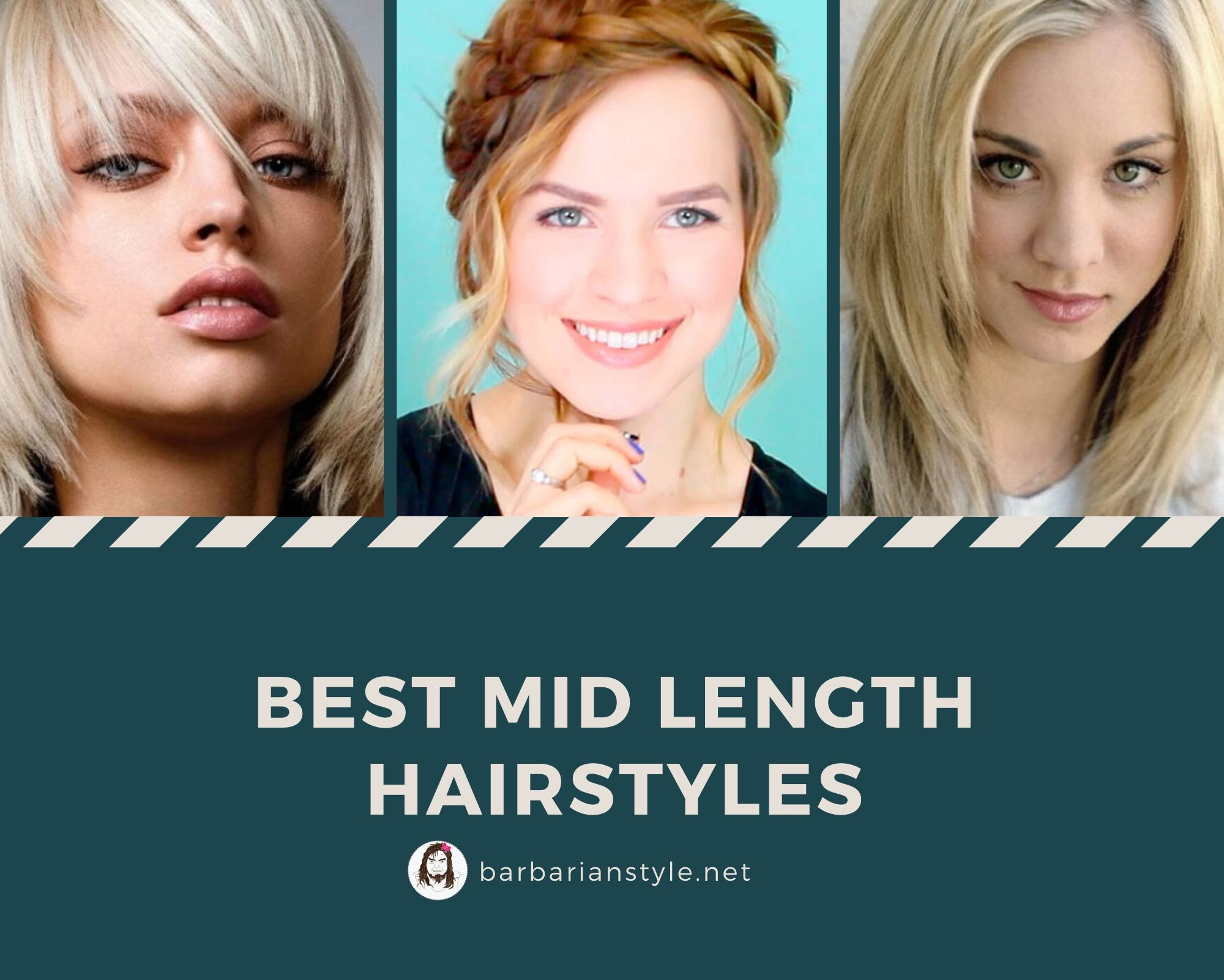 Best mid length hairstyles in 2020 for attractive women