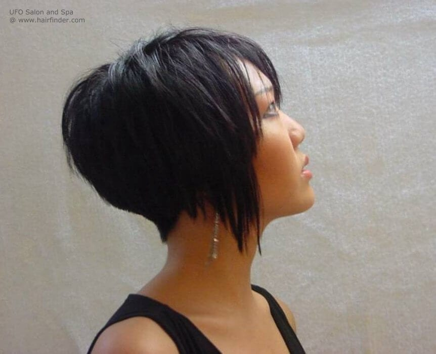 Edgy hairstyles for medium hair