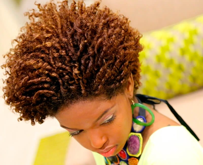 Fantastic Natural Hairstyles For African American Women And Girls Short Hairstyles For Black Women Fulllsitofus