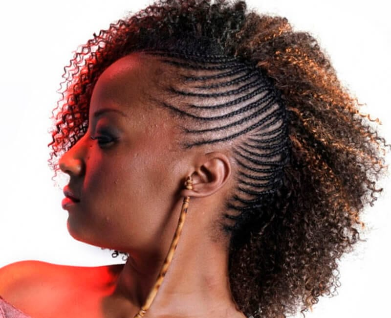 Cool Images Of Natural Braided Hairstyles Braids Short Hairstyles For Black Women Fulllsitofus