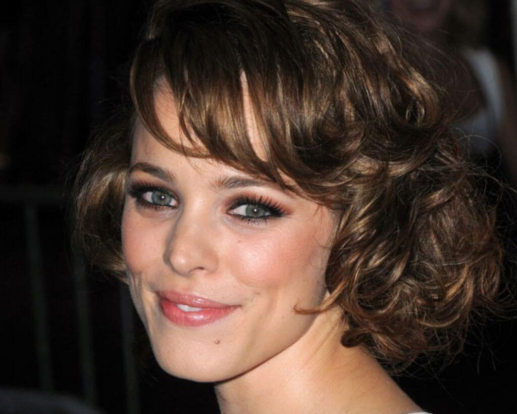 Wet and wavy short hairstyles