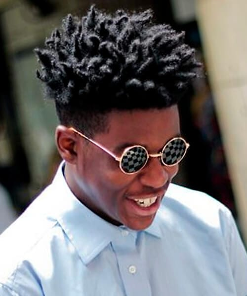 Locks – the most popular black guy haircut