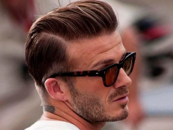 Mens Slicked Back Hairstyle Hair Color Ideas And Styles For 2018