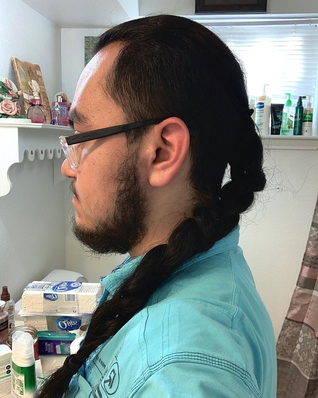 Long Ponytail Haircut