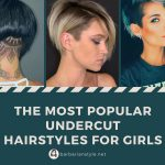 Undercut Hairstyles for Girls