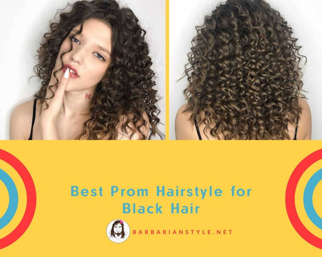 best prom hairstyle for black hair