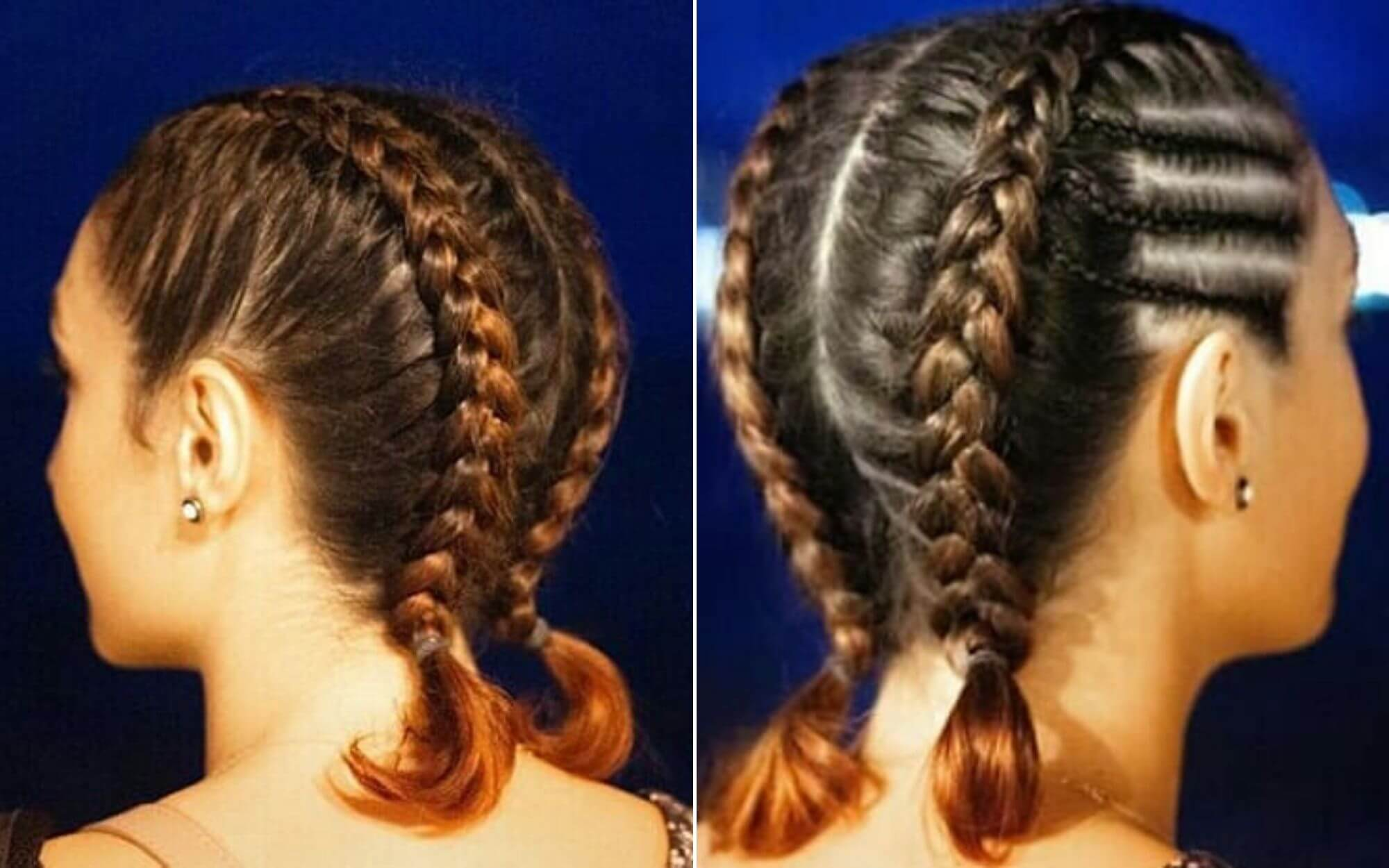Braided Bob for Girls with Short Hair