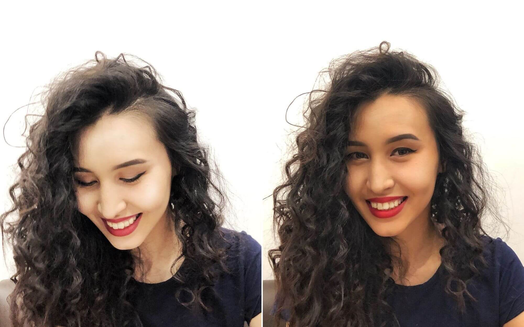 Cool Long Curled Haircut for Females